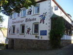. . . der  'Schwalenberger Malkasten',   Restaurant und Knstlerhaus . . .