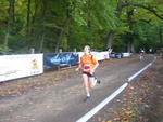 Mandy Krause, 4:09 nach 42 km