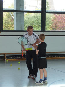 Freie Pltze beim Tennis-Schnupperkurs fr Minis und Kids beim TC TSV Burgdorf