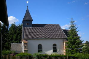 Kirche in Gembeck (Twistetal)
