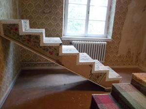 Rainer Maria Rilke * Die Treppe der Orangerie
