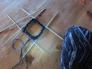 Wer strickt noch und wenn ja was? Aktion rund um Mtze, Socke, Schal und Co.