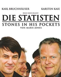 Die Statisten - Theaterstck mit Karsten Kaie und Karl Bruchhuser auf dem Tollwood Winterfestival 2012