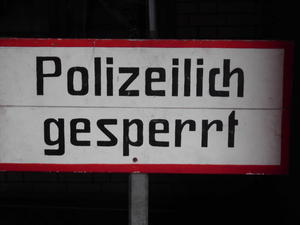 Polizei im Wandel der Zeit