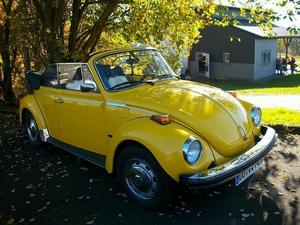 VW Kfer Cabrio