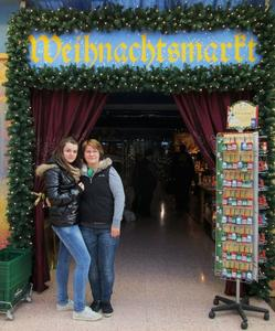 Besuch Weihnachtsmarkt