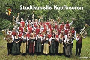 Herbstkonzert der Stadtkapelle Kaufbeuren am 10.11.2012