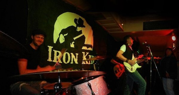 Die Gruppe Iron Kid in Neuss
