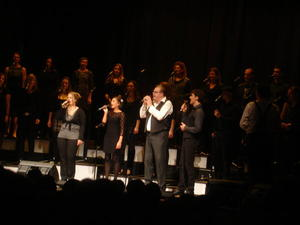 A-Cappella in Perfektion - Greg is Back beim Benefizkonzert in Gersthofen