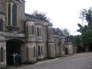 Friedhof Highgate in London