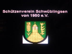 Schtzenverein Schwblingsen: Wurstschieen