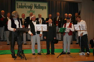 Herbstkonzert MGV Liederkranz Meitingen am 03.11.2012