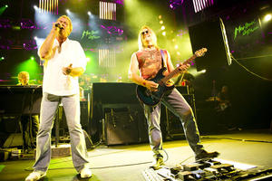 Deep Purple - live on Tour 2012