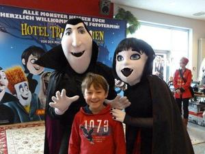 Das Aichacher Kino fest in Kinderhand