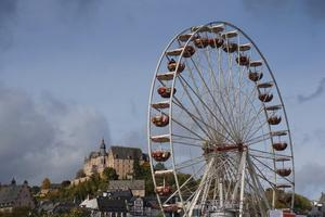 Riesenrad in Marburg