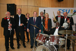 Jazz-Brunch bei der CSU Stadtbergen