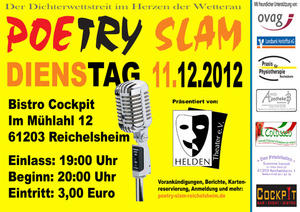 7. Poetry Slam in Reichelsheim