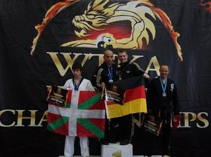 Golden Dragon siegte bei der WM in Italien