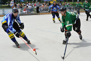 Inlineskating und Skaterhockey