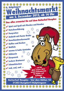 Weihnachtsmarkt in Hlptingsen