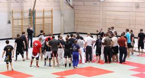 24 Stunden MMA (Mix Martial Arts)
