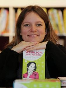 Weiblich, jung, flexibel - Autorin im Gesprch