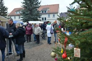 Weihnachstmarkt in Windischleuba am 1. Advent