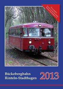 Kalender 2013 der Eisenbahn Rinteln-Stadthagen