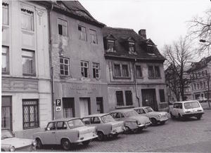 Naumburg vor und nach 1989