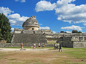 21.02.2012 Cozumel - Mexiko - Chichén Itzá.  III. Teil.  Video.