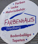 Farbenhaus Friedberg in neuen Geschftsrumen