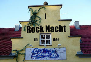 Rock Nacht in der Schiaßn