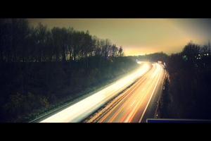 Trafic @ Night