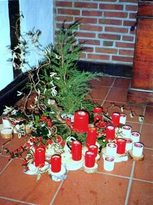 Adventfreizeit in Goslar  -  'Haus am Steinberg'