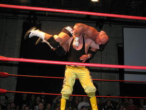 GSW Wrestling 'CrossRoads' am 13.07.2013 in der Waggonhalle Marburg