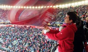 Stimmung in der Allianz-Arena