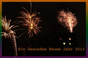 Gre zum Neuen Jahr 2013