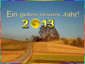 Ein gesundes 2013