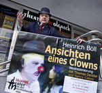Ansichten eines Clowns von Heinrich Bll im Theater am Olgaeck -Stuttgart