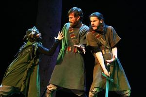 'Macbeth': Literaturtheaterklassiker in englischer Sprache mit der American Drama Group Europe