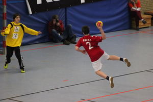 IDL Mini Handball Weltmeisterschaft in Anderten (2)