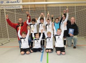 Meitinger F2 Fuballer holen sich einen tollen 3. Platz beim F-Jugend Turnier in Wertingen.