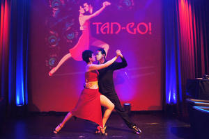 TanGo! Tanzabend mit Alfredo Foulkes und Patricia & Michael Kronthaler