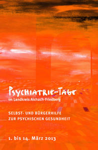 Psychiatrie-Tage im Landkreis Aichach-Friedberg