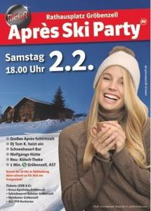 Mega Aprés Ski Party Gröbenzell