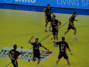 Handball-WM 2013: Ein groer Schritt in Richtung Achtelfinale!