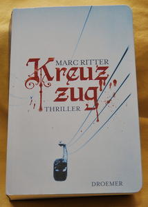 Buch-Tipp: Kreuzzug von Marc Ritter