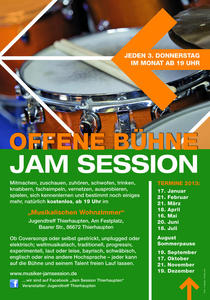 jam Session Thierhaupten