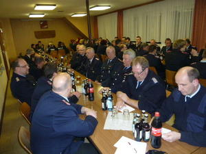 JHV der Feuerwehr Giitelde 2013