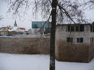 Winter in Naumburg (Saale)